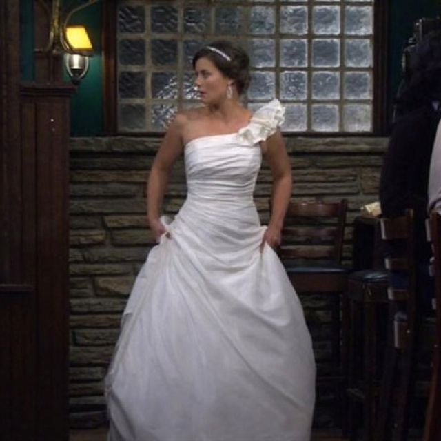 Himym Wedding Dress