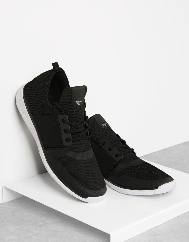 sports shoes b62a6 de1cc Zapatos de hombre   Bershka España