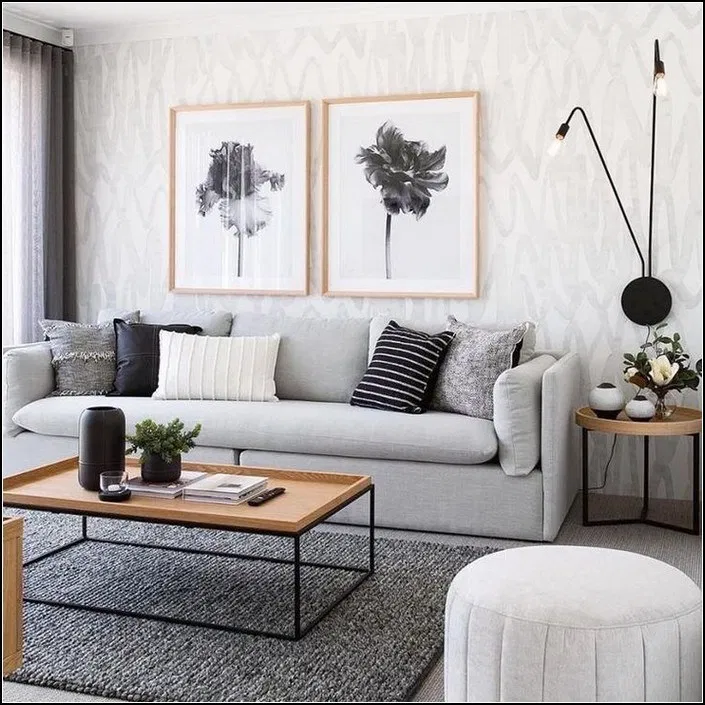 140 Best Small Living Room Ideas With Scandinavian Style 20 Living Room Decor Apartment Living Room Scandinavian Living Room Decor Modern