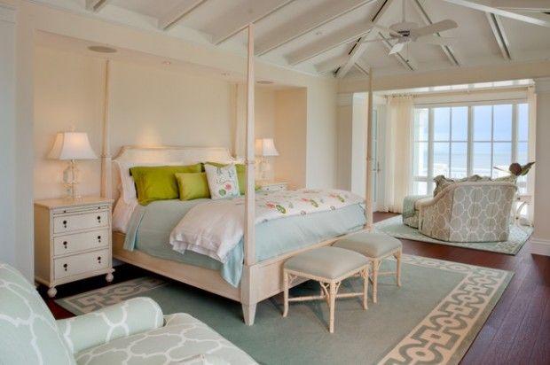 Pastell und weiche Farben in Ihrem Schlafzimmer für eine ...