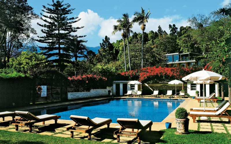 Book Quinta Da Casa Branca A Luxury Hotel In Madeira Kuoni Is The Most Awarded Travel Operator Uk