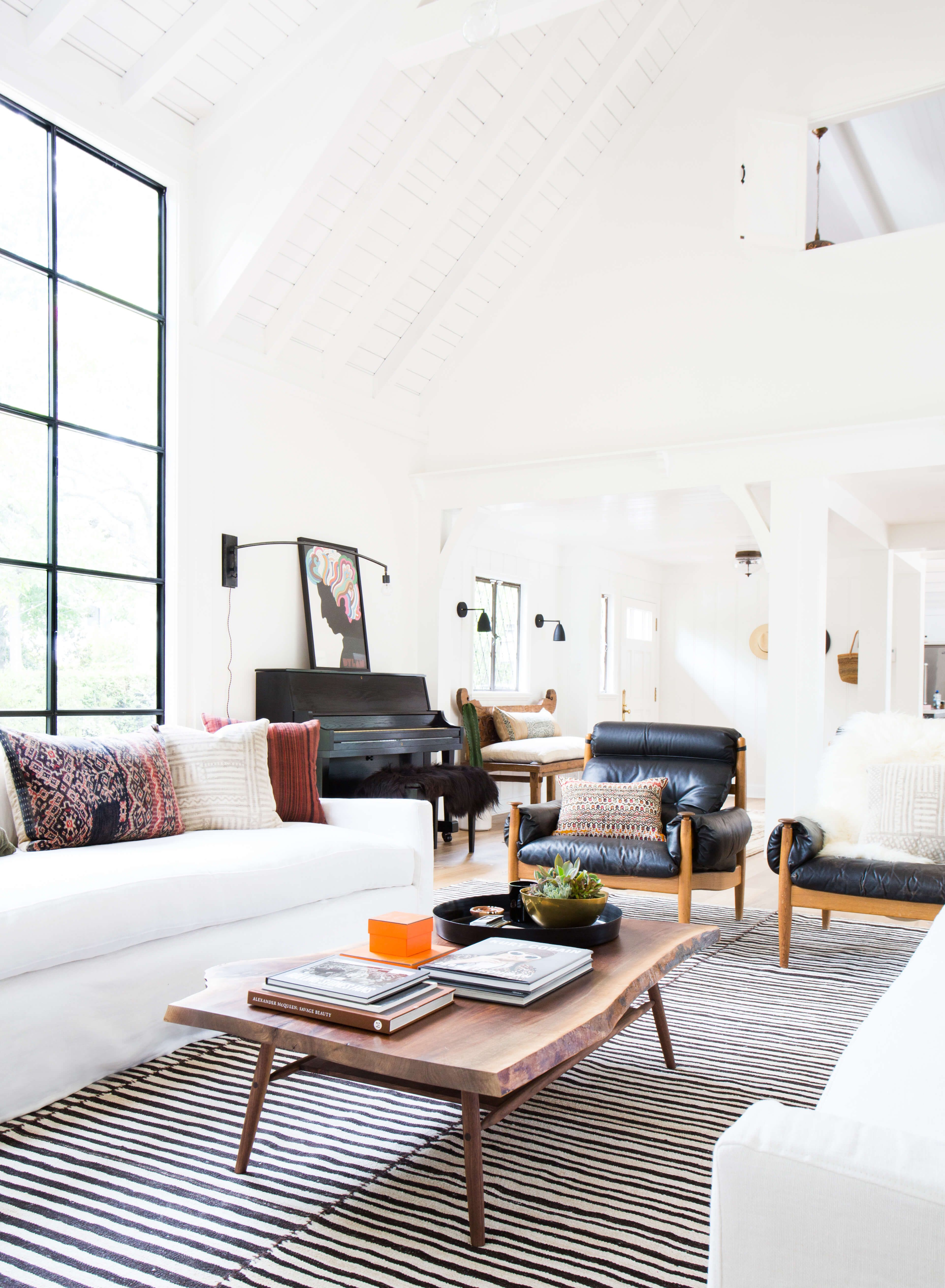 Achieving the \'Effortless Expensive\' Style: Furniture | Living rooms ...