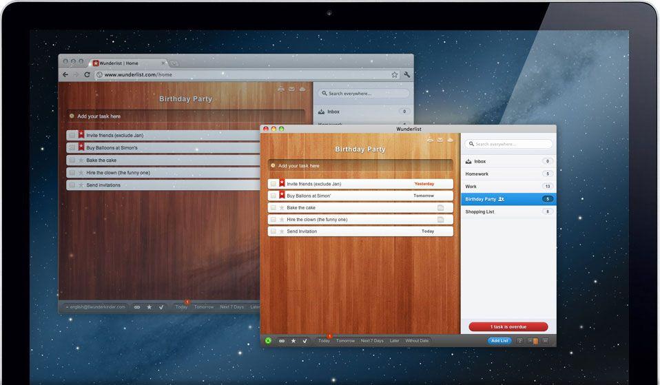 Creating Desktop Application For Mac