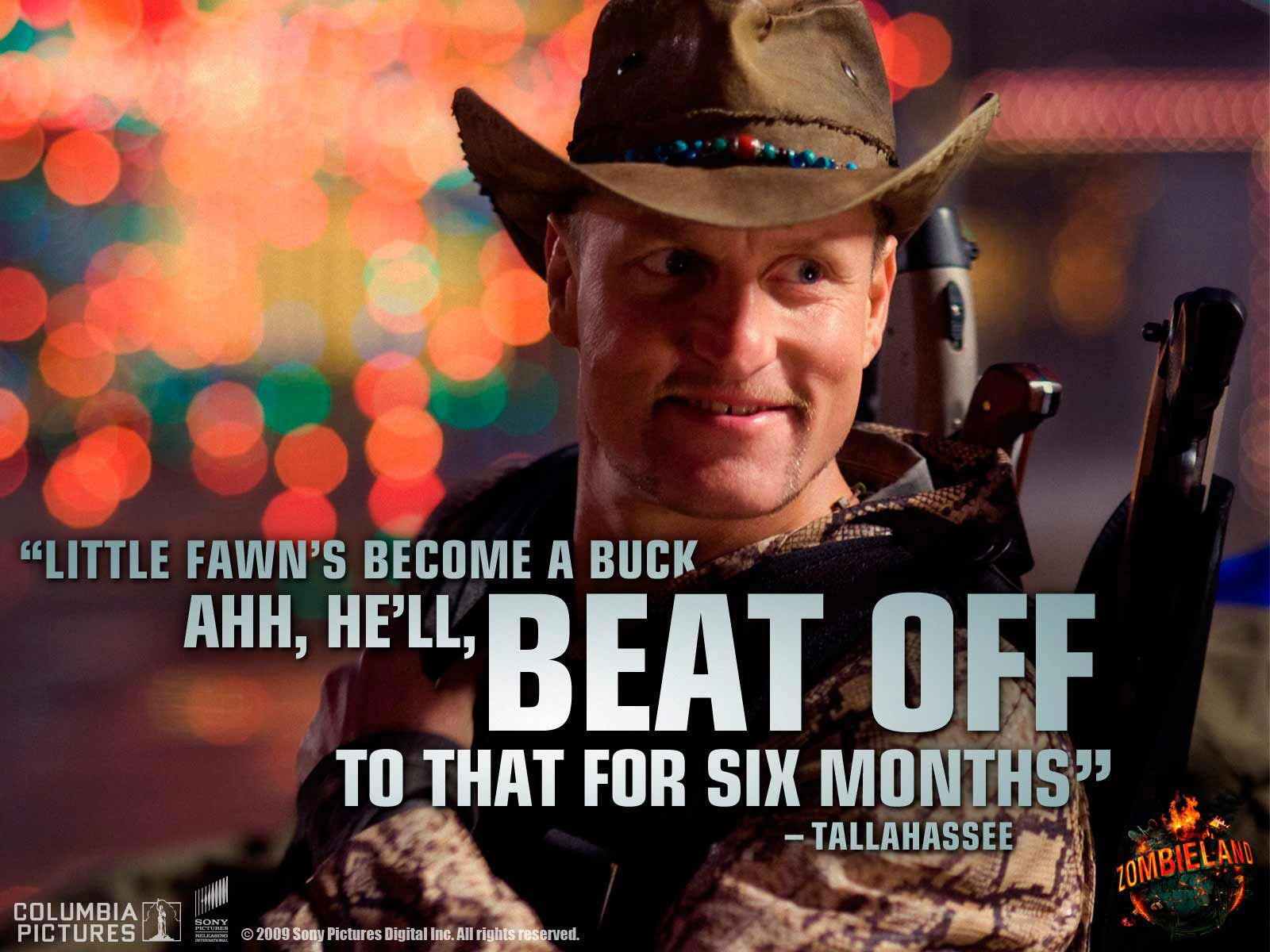 Zombieland Wallpaper Tallahassee Quotes 2 Zombieland Zombieland Movie Tallahassee