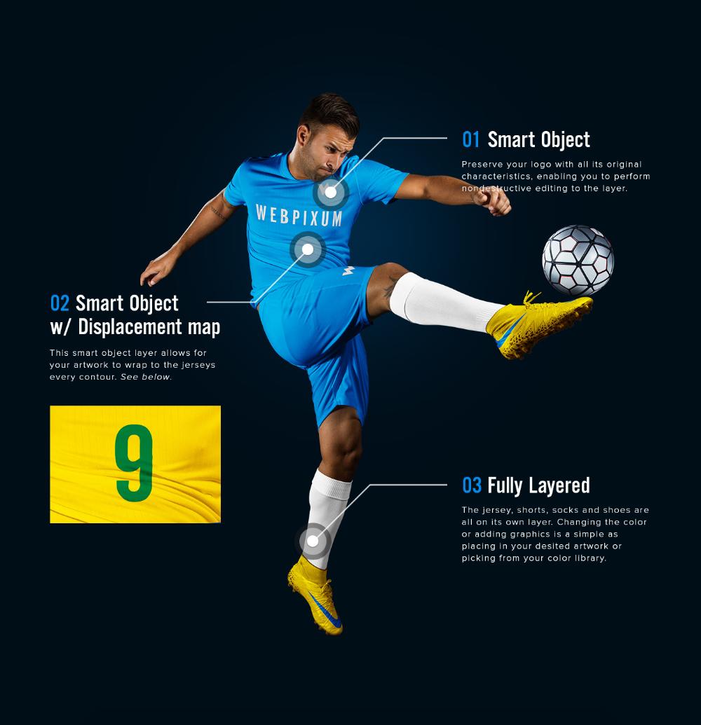 Download Mls Soccer Kit Mockups Free Psd On Behance Soccer Kits Soccer Mls Soccer