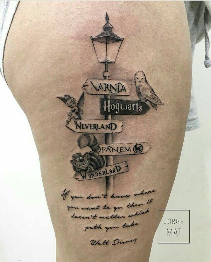 Cute Movies Inspired Tattoo Tattoos Tattoo Designs Cool Tattoos