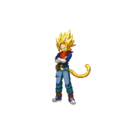 Dragonball Fusion Generator - Automatically fuse and
