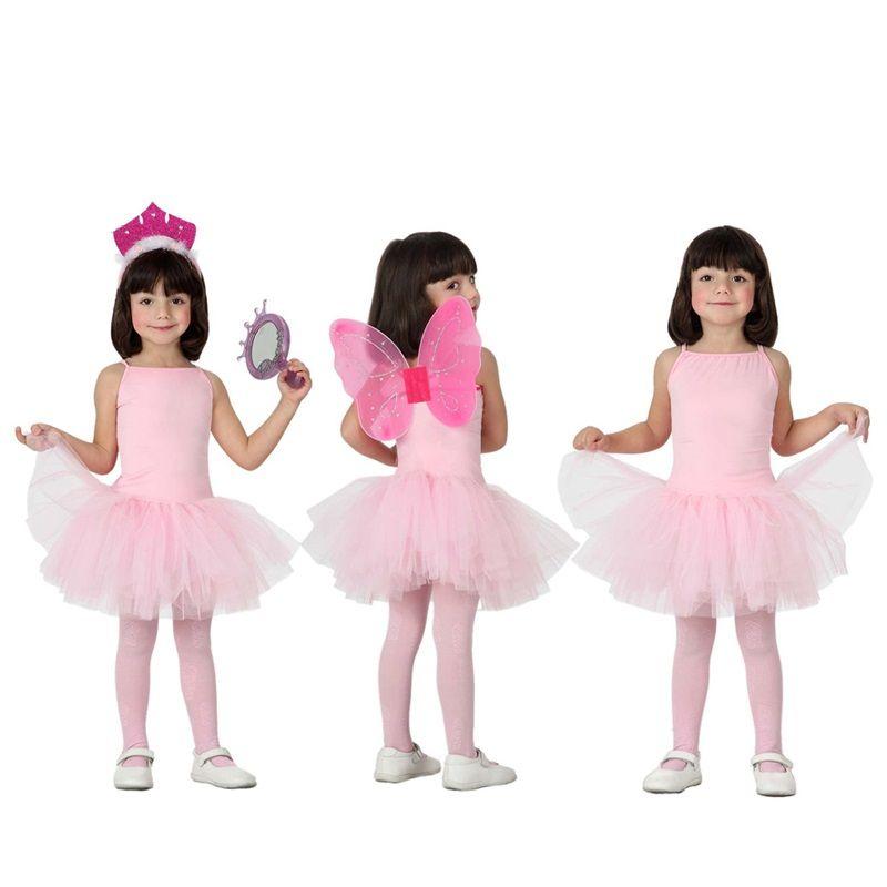Disfraz de Bailarina - Rosa | Disfraz de bailarina, Danza clásica y ...