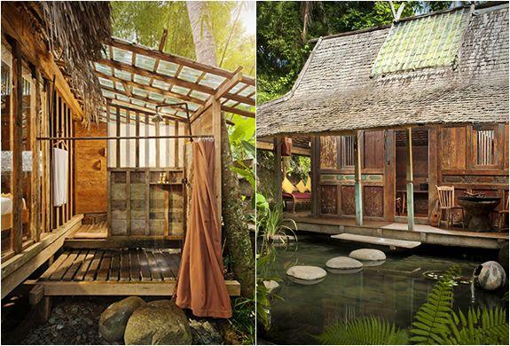 Bambu indah bali indonesia
