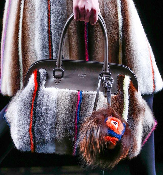 11a8f994b2 Fendi Fur Bags for Fall 2013 (1)