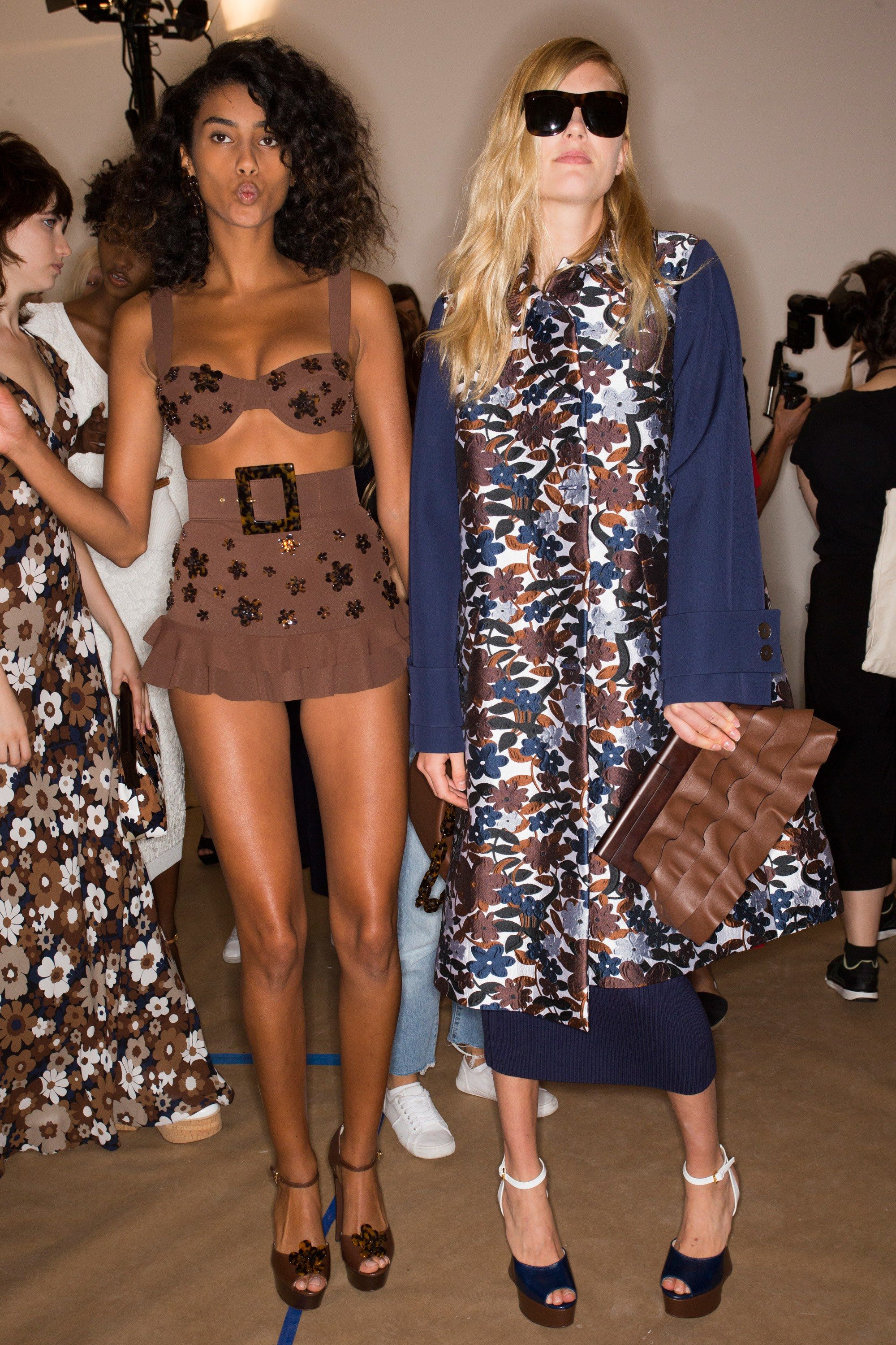 Michael Kors Collection Spring 2017 Ready-to-Wear Fashion Show Beauty