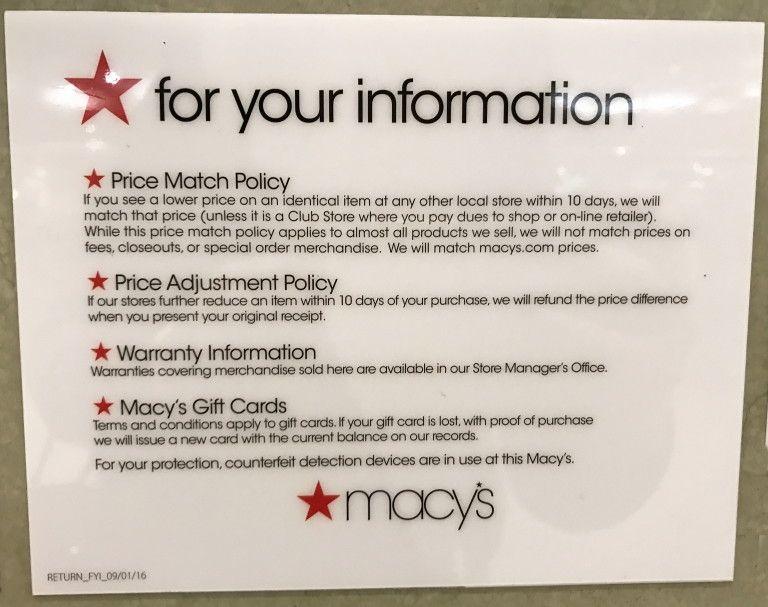 43 Must Read Macy S Store Hacks Store Hacks Macys Store Shopping Hacks