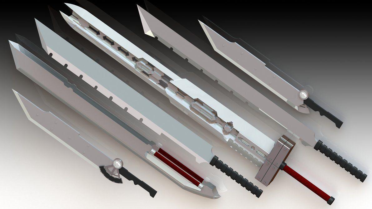 Pin On Blade