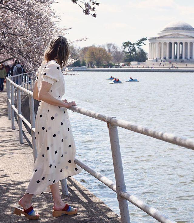 Breanna Polka Dot Wrap Dress Dresses Dot Dress Wrap Dress