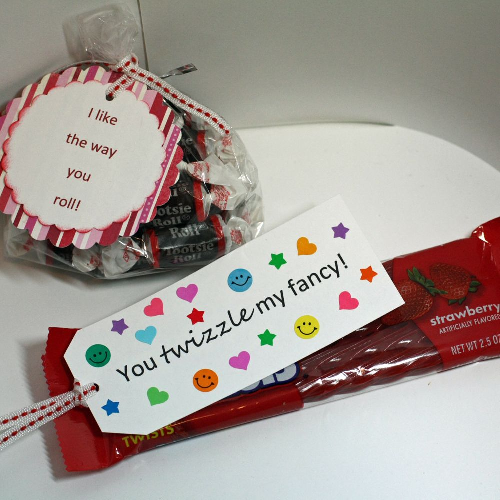twizzler valentine You twizzle my fancy! Valentines