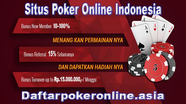 Poker Online Uang Asli Terbaru Gratis Berhadiah Jutaan Rupiah Poker Online Agen