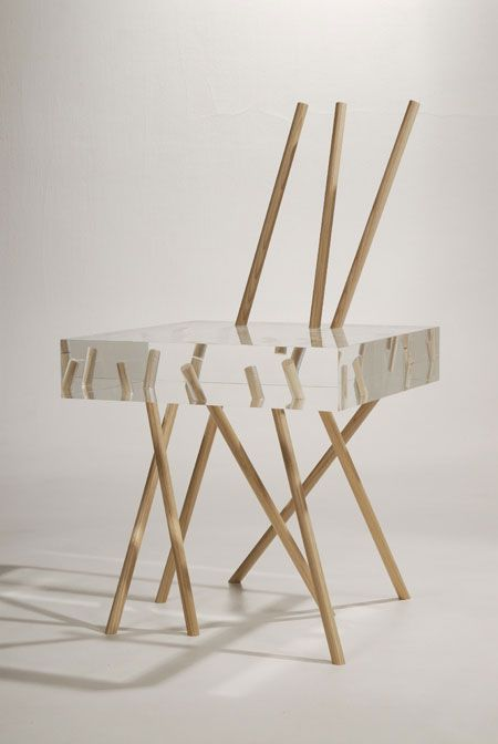 Stick Chair_Emmanuelle Moureaux