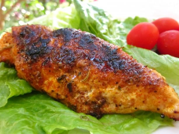 Louisiana Style Blackened Chicken Recipe - Food.com