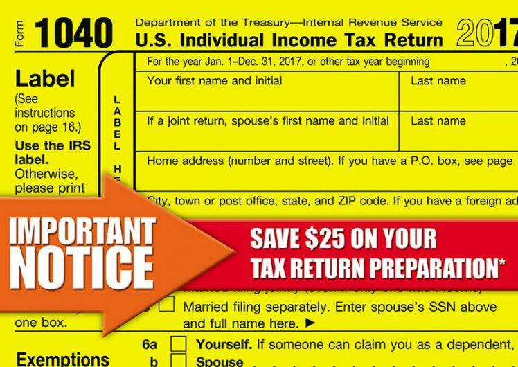 Tax Mailers Marketing postcard, Direct mail postcards