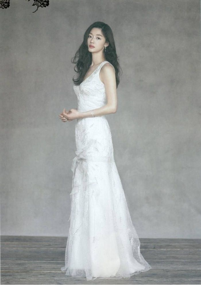 Bae yun jun wedding dress