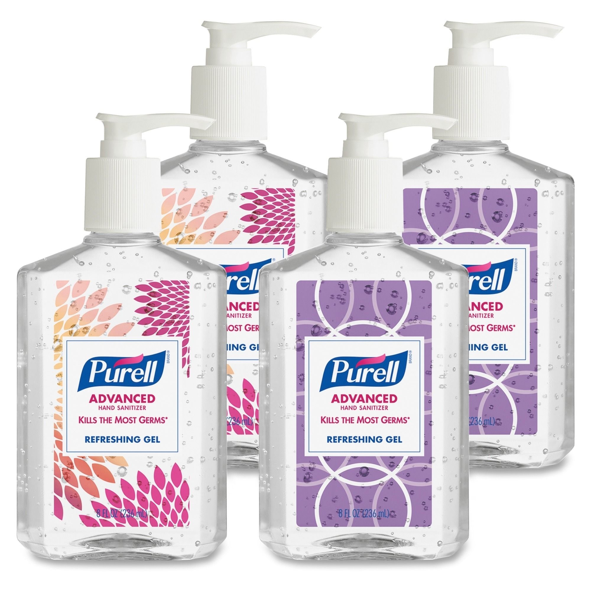Purell Advanced Hand Sanitizer Refreshing Gel Master In 2019