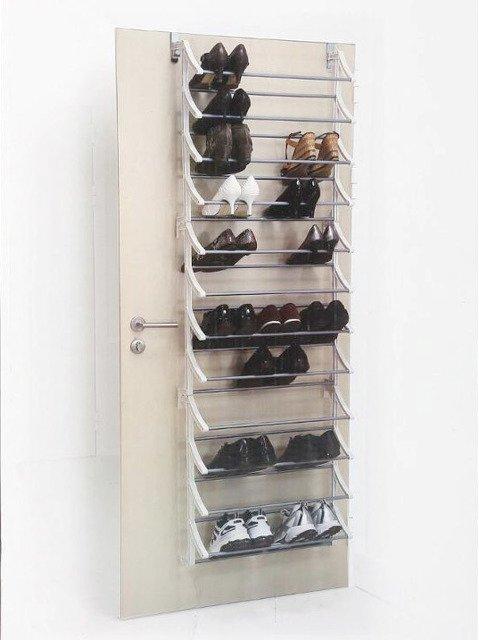 Wieszak Na Buty Organizer Zawieszany Na Drzwi 183 X 63 X 20 Cm Home Shoe Rack Home Decor