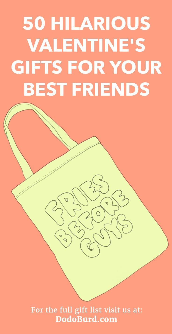50 hilarious valentines gifts for your best friends