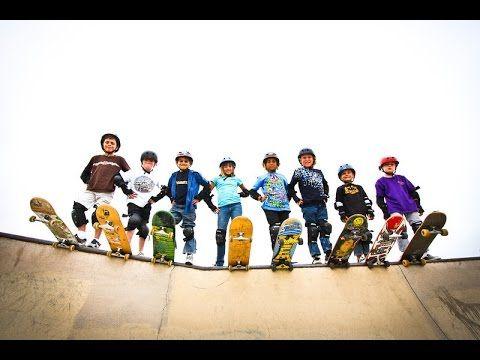 Awesome Skateboarding Kids 2 Youtube Kids Skateboarding Skateboard Skate Park