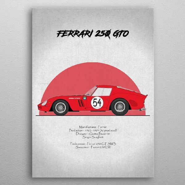CAR_POSTER ILLUSTRATION