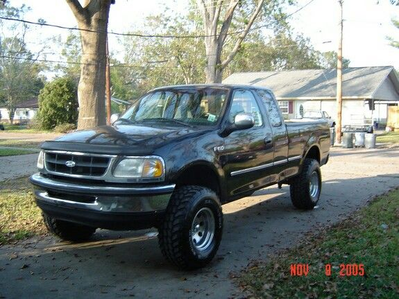 Ford F150 Extended Cab 97 03 Ford Trucks F150 F150 Ford F150