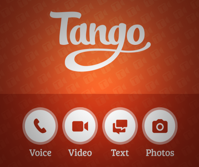 All in One Surfing Site Tango Messenger Tango
