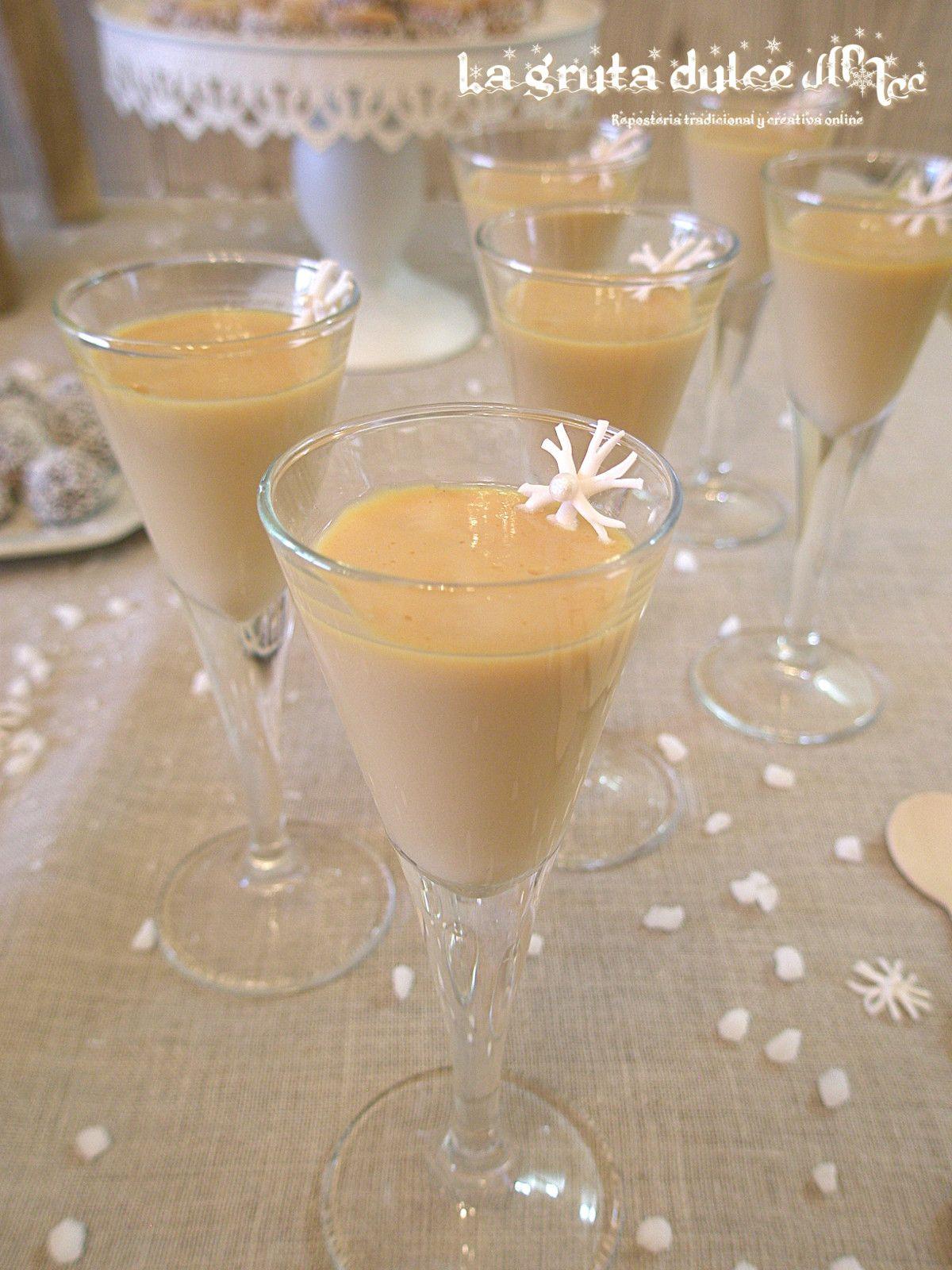 natillas de caramelo, otro postre ideal y rápido para navidad