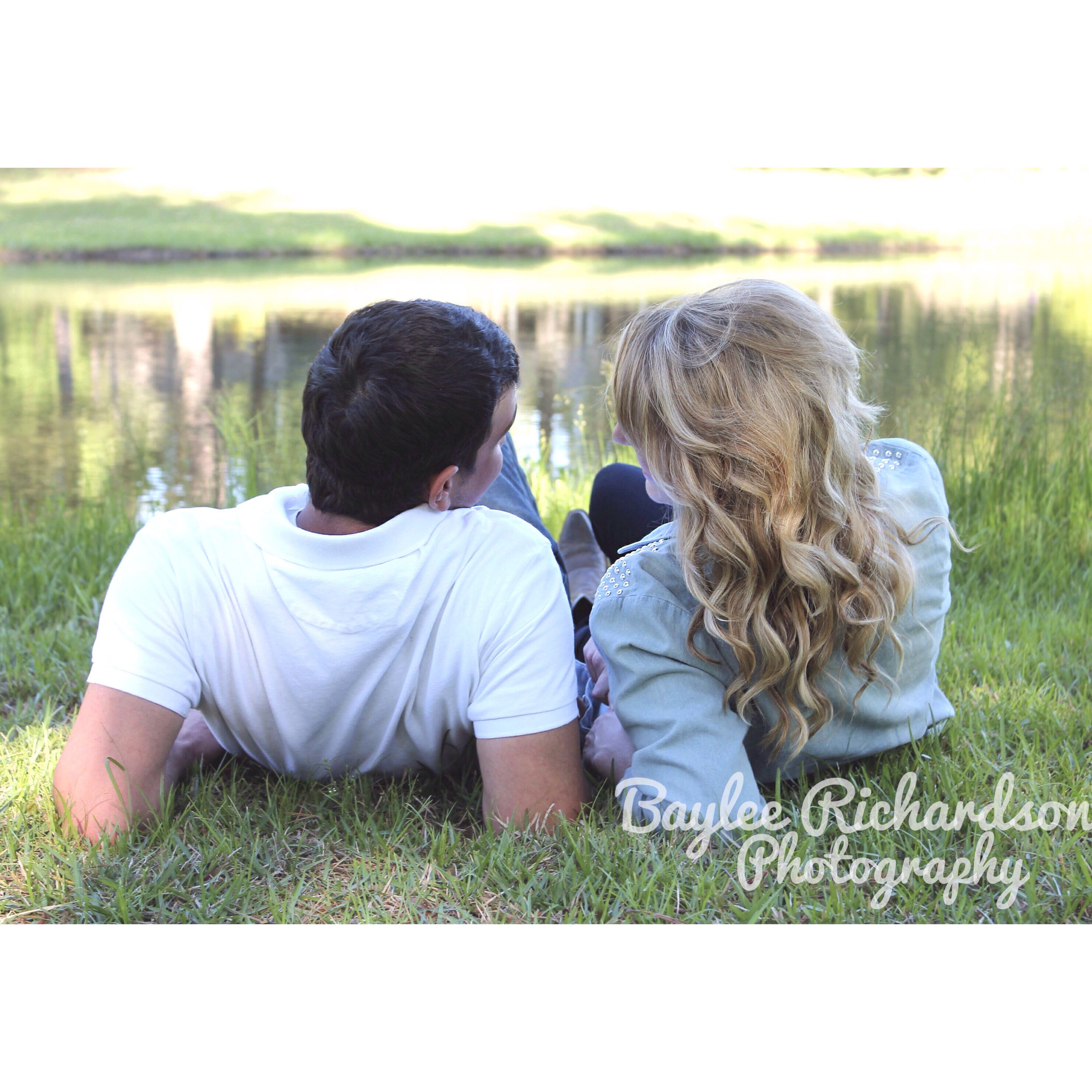 Our engagement pictures ❤️