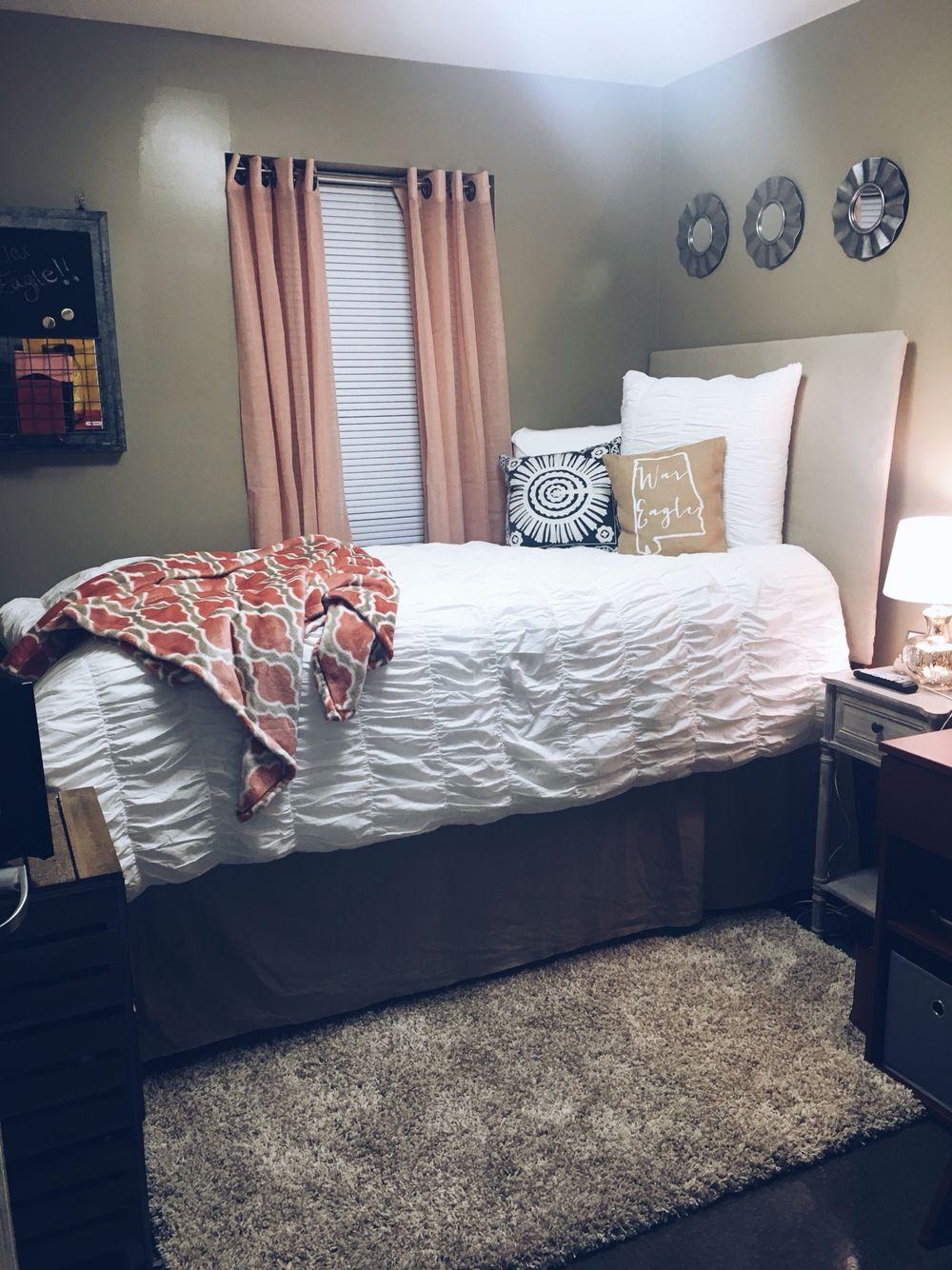 Auburn University Village Dorm Click To Shop My Dorm Dorm