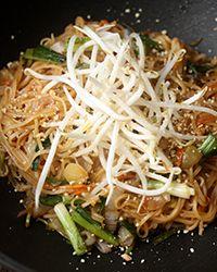 Vegan Pad Thai   Food & Wine