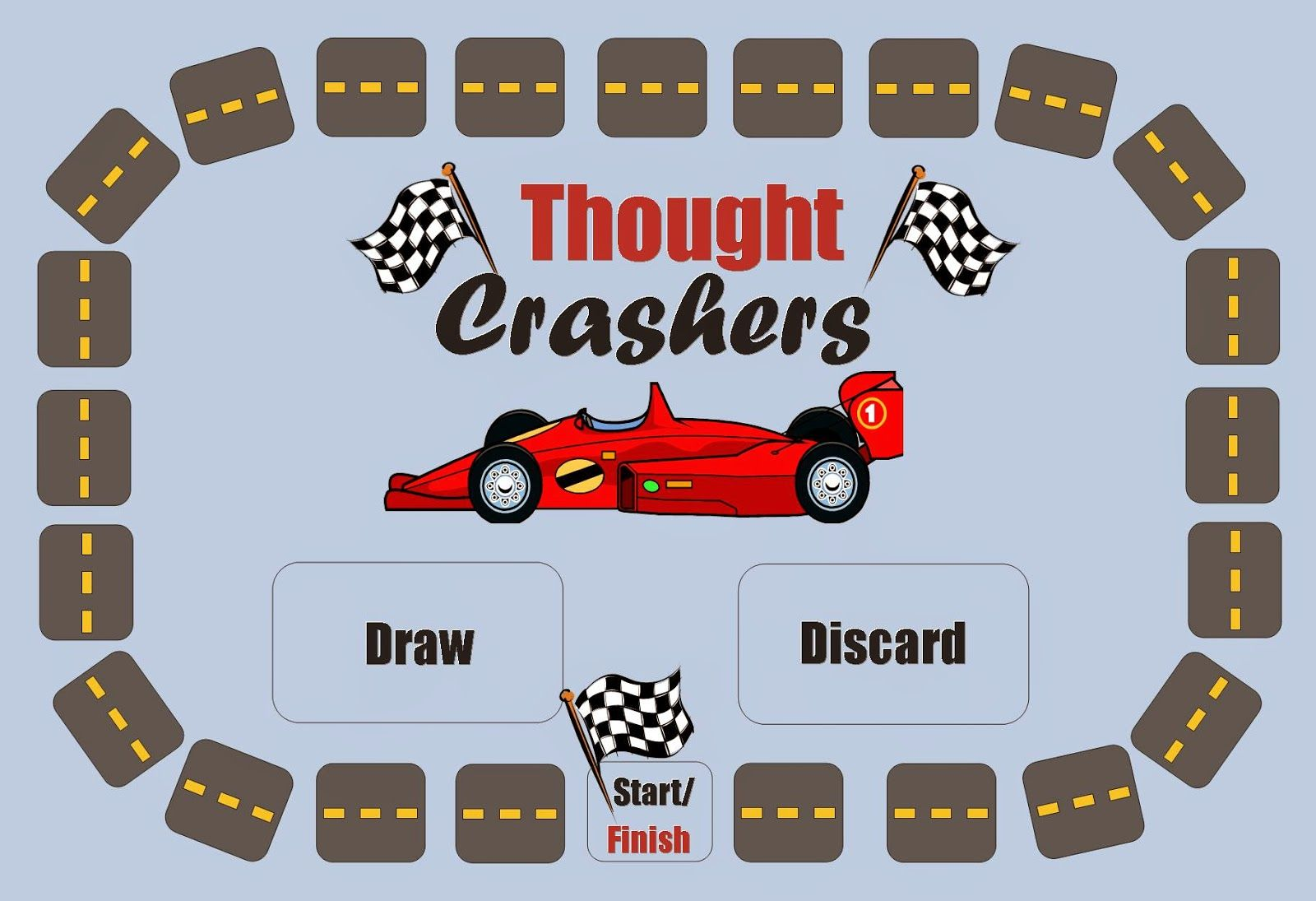 This Is A Cbt Cognitive Behavioral Therapy Game Designed For Elementary Aged Children Check