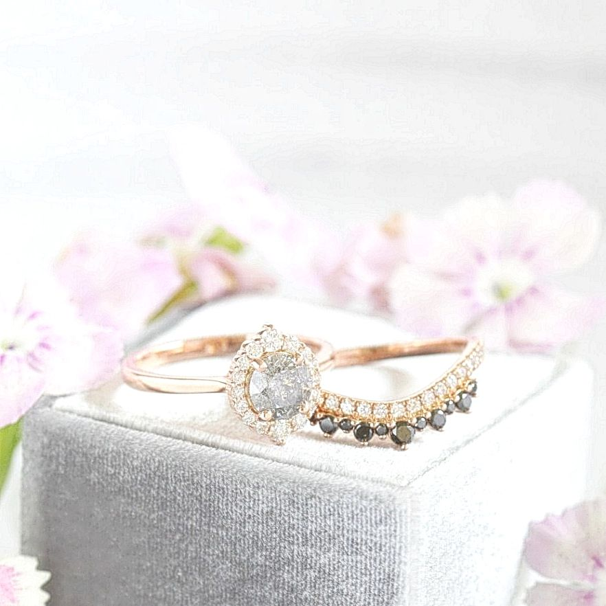 How To Choose The Perfect Unique Engagement Ring Black Wedding