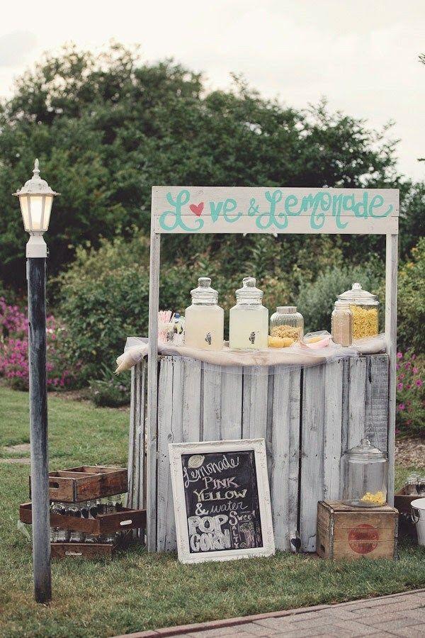 10 ideas para reciclar palets para bodas bodas for Ideas para reciclar palets