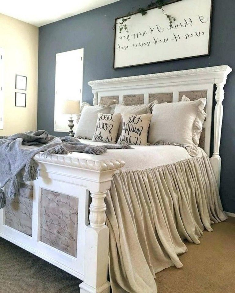 10 Best Gorgeous Rustic Farmhouse Wall Color Scheme Ideas With