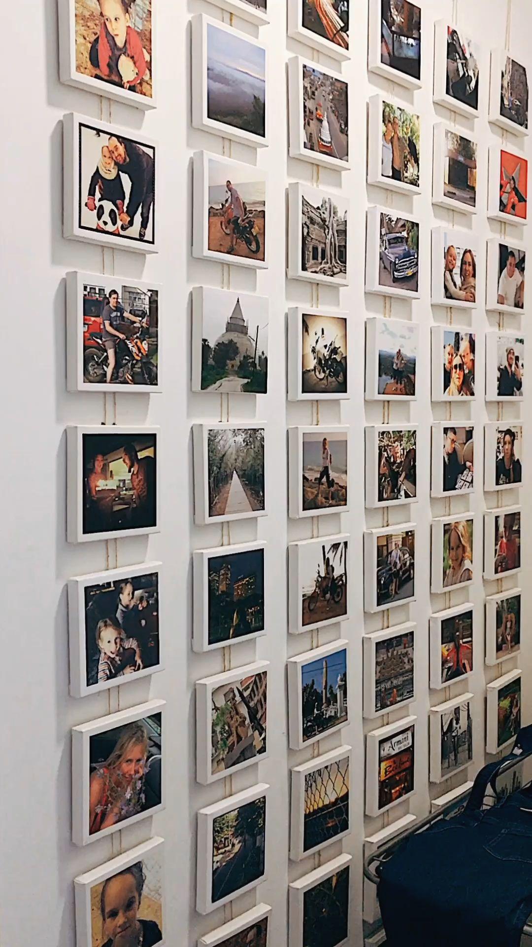 Wonderfull Diy Wall Art Ideas Wall Fotocollage Muren Foto