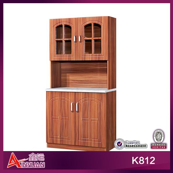 K812 Cheap Portable Wooden Kitchen Pantry Cabinet $40~$50