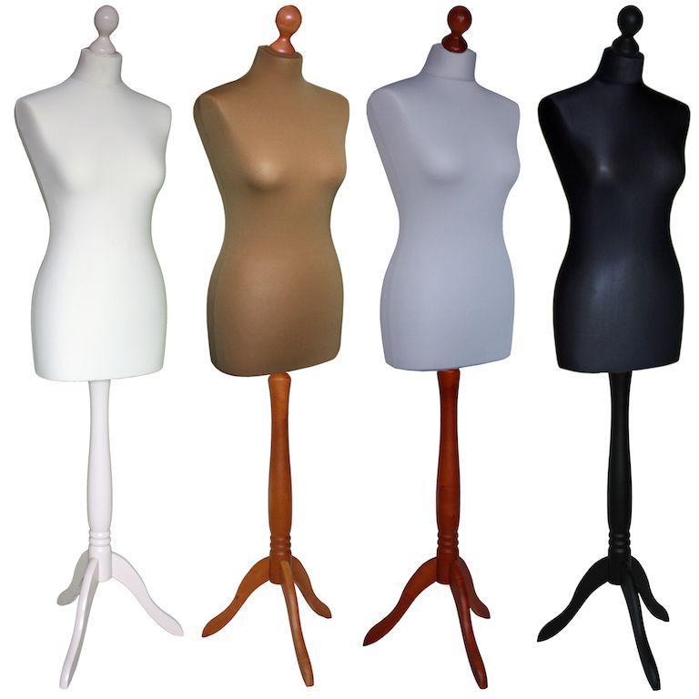 buste de couture mannequin femme 34 36 38 40 42 44 46 48 tailles disponibles mannequins femmes. Black Bedroom Furniture Sets. Home Design Ideas