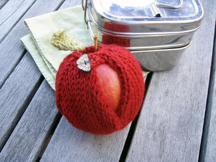Huber Grove Apple Cozy | Knitting patterns free, Knitting ...