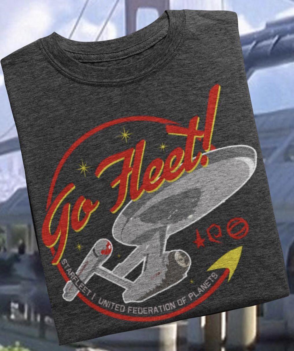Go starfleet