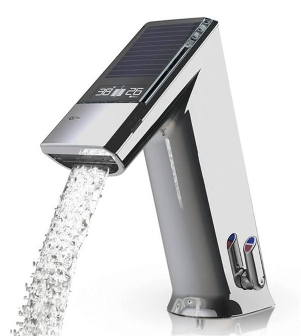 Electronic and Eco-friendly Faucet Design by Iqua | For the Home ...