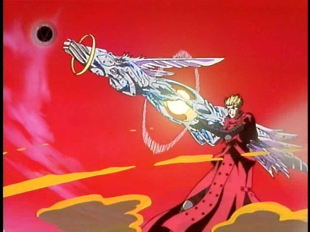 Vash The Stampede Trigun Wiki Wikia Trigun Anime Fight Anime