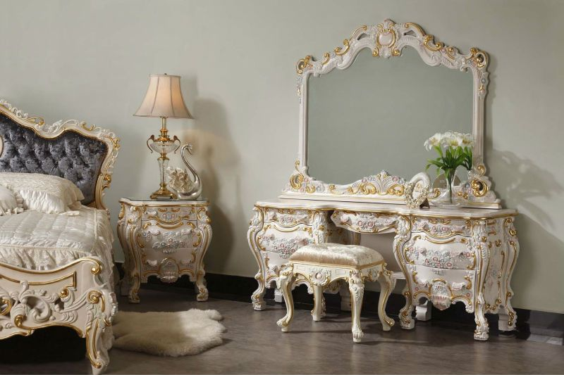 Italian Style Furniture Antique Reproduction French Style Rococo
