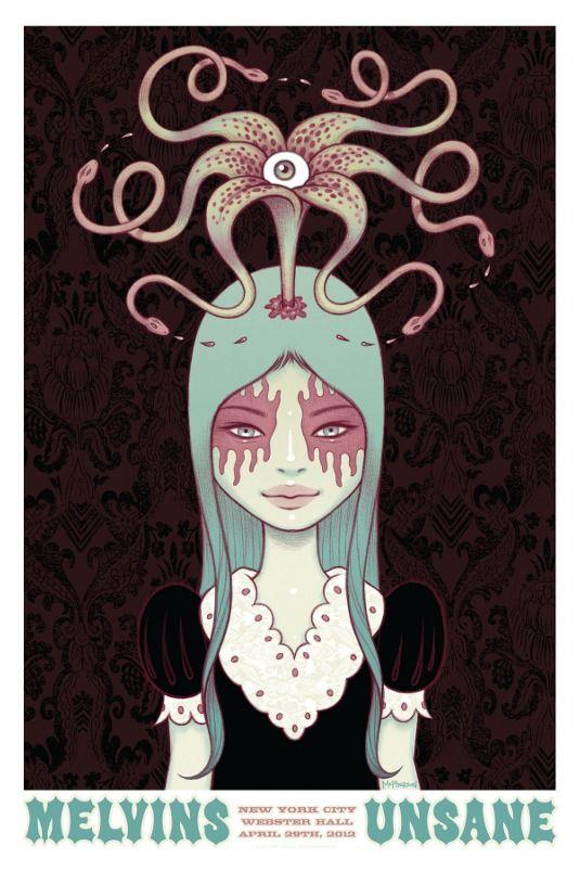 Meet the crown princess of poster art | Illustration | Creative Bloq