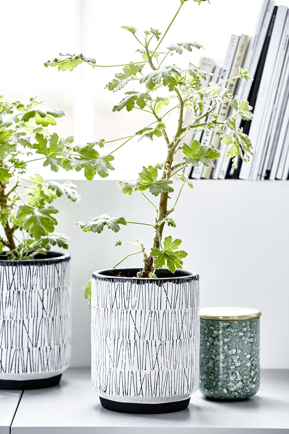 RETRO PLANT POT VASE by House Doctor | Lo and behold – LO AND BEHOLD ...