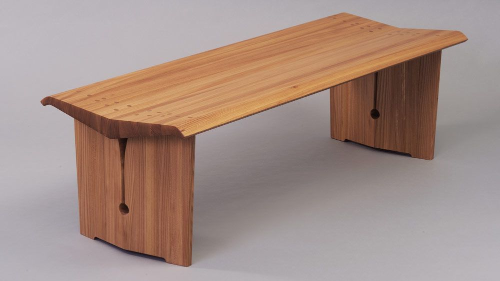 Swell Museum Bench Finewoodworking Fine Woodworking Bench Lamtechconsult Wood Chair Design Ideas Lamtechconsultcom